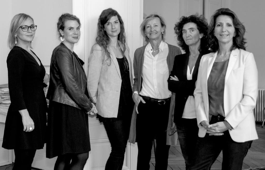 L'équipe SJPP, cabinet d'avocat à Bordeaux